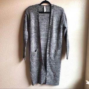 Ashley by 26 international knit long sweater